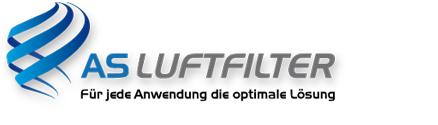 AS Luftfilter - Für jede Anwendung die optimale Lösung-Logo